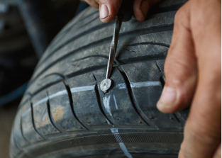 Puncture Repairs